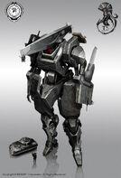 Conqueror humongous armour