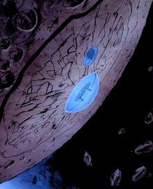 Egrof moon
