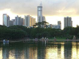 Changshu skyline 2
