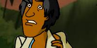 Mwumbu Haliday (The Scooby Doo Adventures)