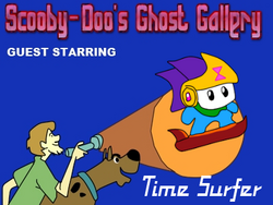 Scooby-Doo meets Time Surfer