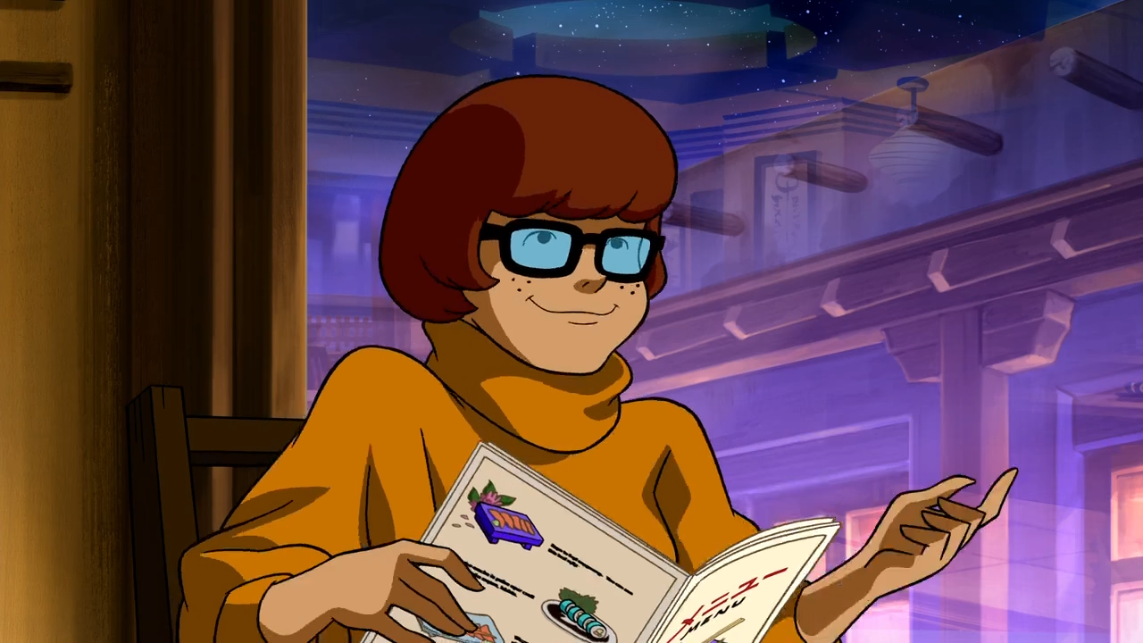 Velma dinkley solve that mystery scooby doo