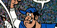 Blue Hawks coach