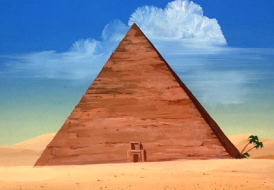 Pyramid (Mummy's The Word)