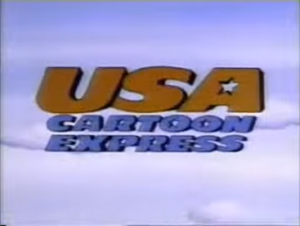 USA Cartoon Express title card