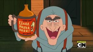 Hermit Hank's Eeaaarrrrrrrrr! Hot Sauce