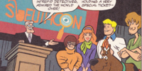 Mystery Inc./biographical account of comic appearances