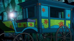 Mystery Machine (wagon)
