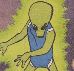 Alien (The Roswell Riddle)