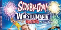 Scooby-Doo! WrestleMania Mystery (Blu-ray/DVD combo)
