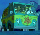 Mystery Machine (Scooby-Doo! Mystery Incorporated)