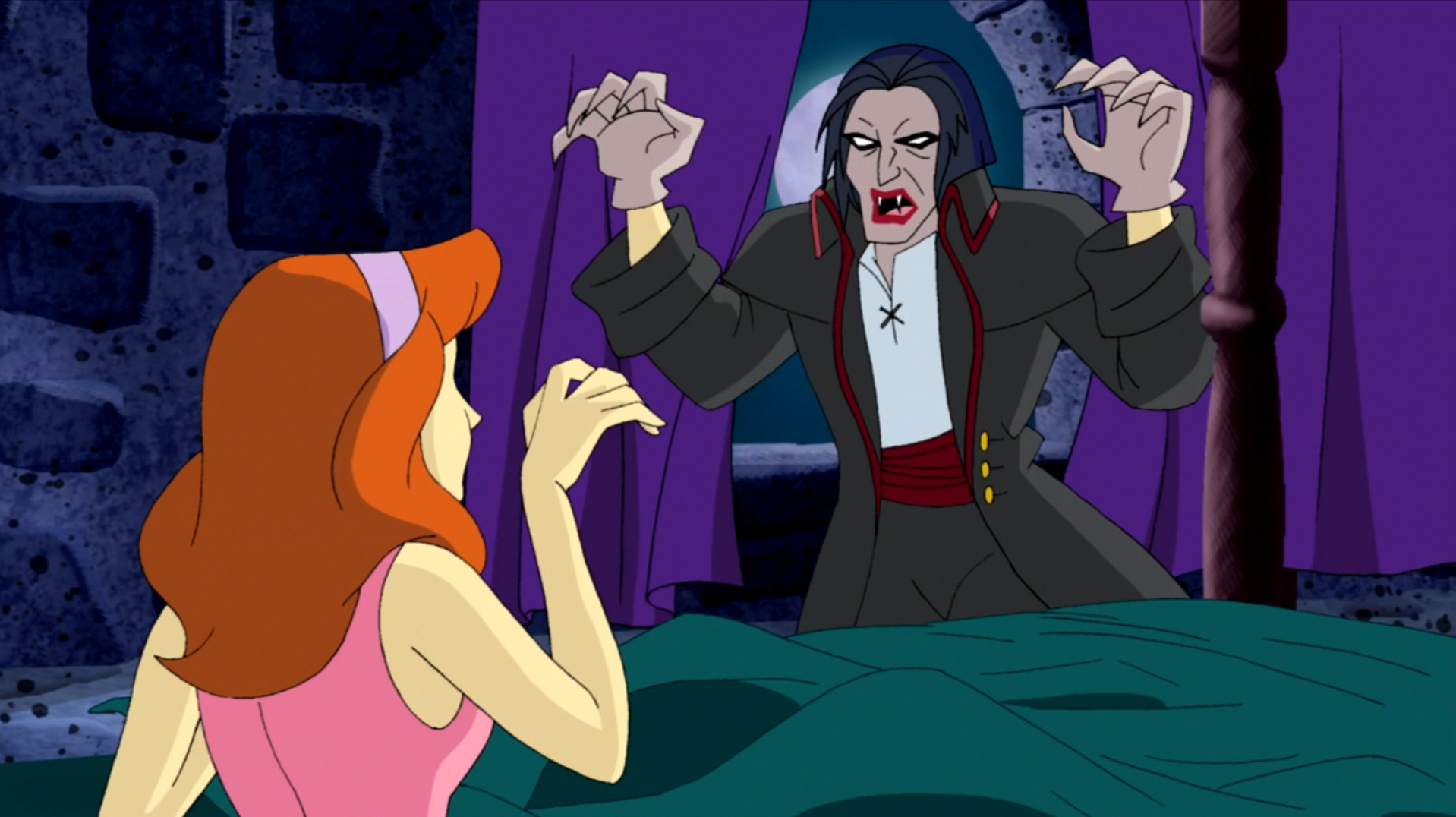 The Vampire Strikes Back Scoobypedia Fandom Powered By