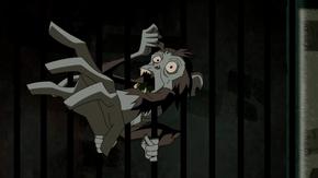 Monkey (Howl of the Fright Hound)