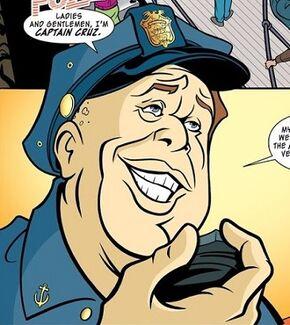 Captain Cruz