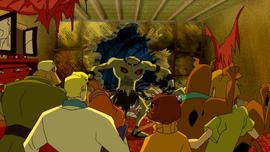 Gang meet Headless Horror