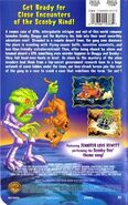 Alien Invaders VHS back cover