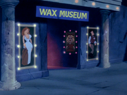 Funland wax museum