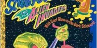 Scooby-Doo And The Alien Invaders (Golden Books)