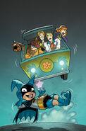 TU 3 (DC Comics) textless cover
