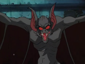 Vampire bat creature (Zombie Island)