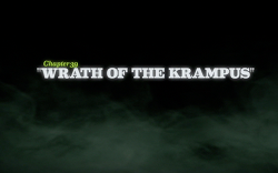 Wrath of the Krampus title card