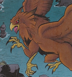 Griffin (Velma's Monsters)