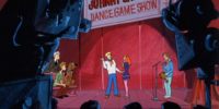 The Johnny Sands Dance Game Show