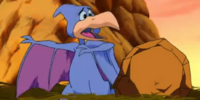 Baby Pterodactyl (Scooby-Doo and the Cyber Chase)