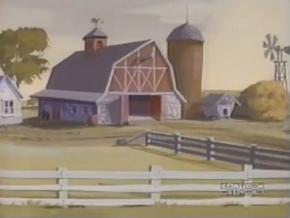 Cyrus Wheedly's farm