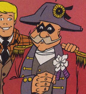 Captain (Scooby-Voodoo-Krewe)