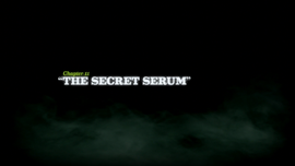 The Secret Serum title card