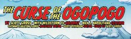 The Curse of the Ogopogo title card