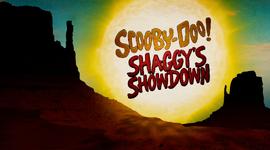 Shaggy's Showdown title card
