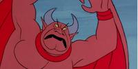 Demon (A Frightened Hound Meets Demons Underground)