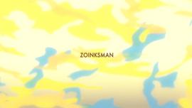Zoinksman title card