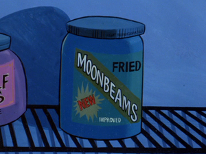 Fried Moonbeans