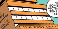 Body Temple Fitness Center