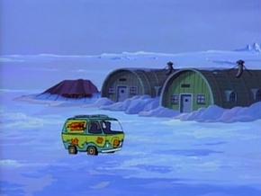 Antarctic Scientific Research Camp (South Pole Vault)