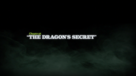 The Dragon's Secret title card