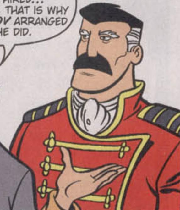 Captain Masonov