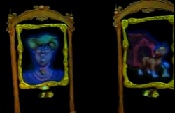 Portrait Gallery (Scoody-Doo's Haunted Mansion)