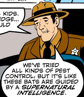 Sheriff (Bats What I'm Afraid Of)