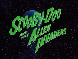 Alien Invaders title card