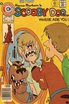 WAY 9 (Charlton Comics) front cover