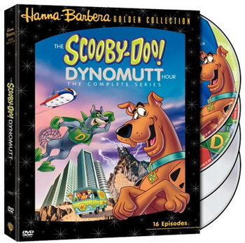 The Scooby-Doo!-Dynomutt Hour The Complete Series