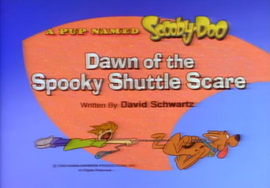 Dawn of the Spooky Shuttle Scare