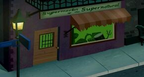 Supermarket of The Supernatural