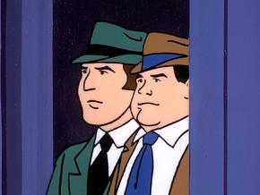 Gotham City detectives