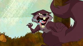 Squirrel (Beware the Beast from Below)