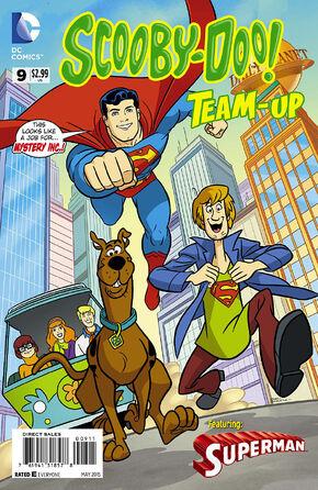 TU 9 (DC Comics) cover